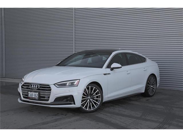 2018 Audi A5 2.0T Technik (Stk: A56010) in Kitchener - Image 1 of 20