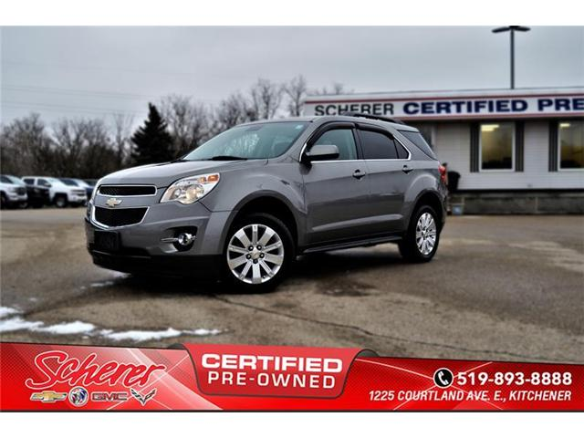 2012 Chevrolet Equinox 1LT (Stk: 192550A) in Kitchener - Image 1 of 9