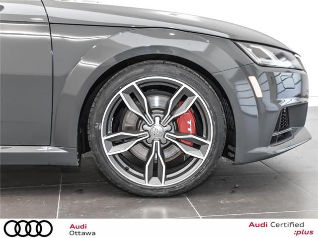 2017 Audi TTS 2.0T (Stk: PA504) in Ottawa - Image 11 of 22