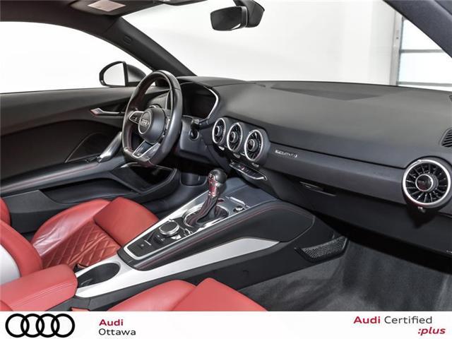 2017 Audi TTS 2.0T (Stk: PA504) in Ottawa - Image 16 of 22