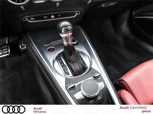2017 Audi TTS 2.0T (Stk: PA504) in Ottawa - Image 18 of 22