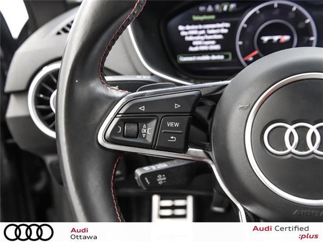 2017 Audi TTS 2.0T (Stk: PA504) in Ottawa - Image 22 of 22