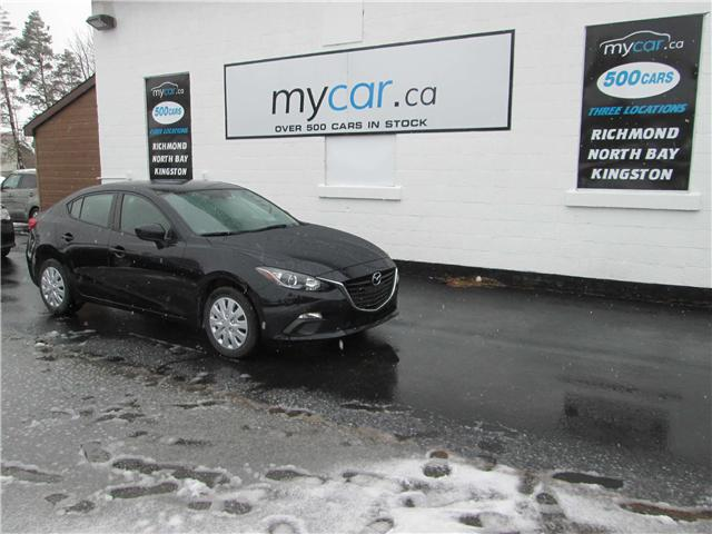 2015 Mazda Mazda3 GX (Stk: 181863) in Richmond - Image 2 of 13