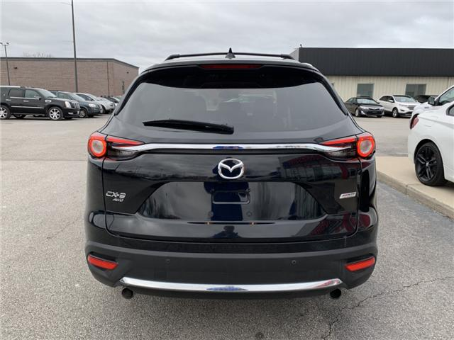 2018 Mazda CX-9 Signature (Stk: J0219237) in Sarnia - Image 5 of 30