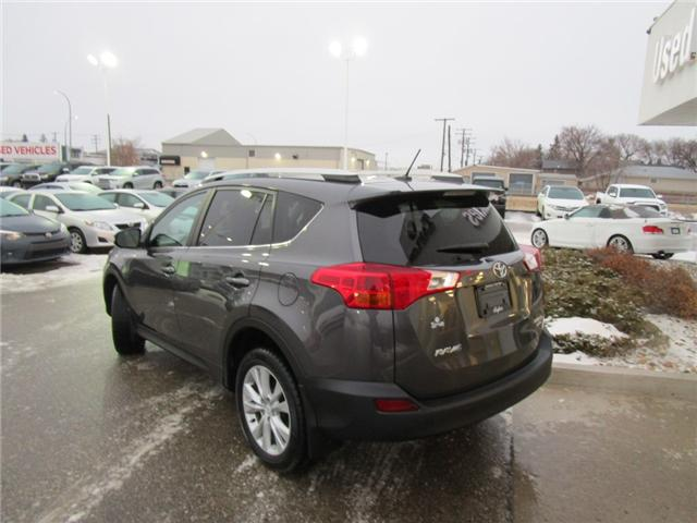 2013 Toyota RAV4 Limited (Stk: 1910511) in Regina - Image 2 of 34