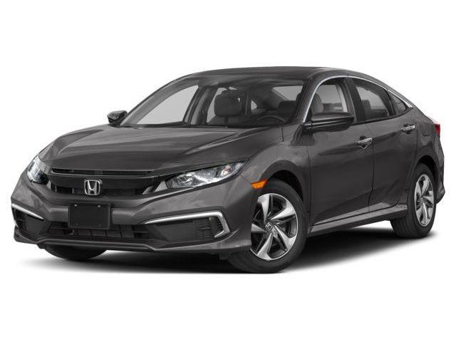 2019 Honda Civic LX (Stk: 56885) in Scarborough - Image 1 of 9