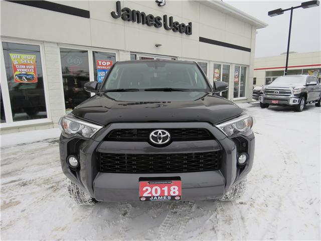 2018 Toyota 4Runner SR5 (Stk: N18377A) in Timmins - Image 2 of 9