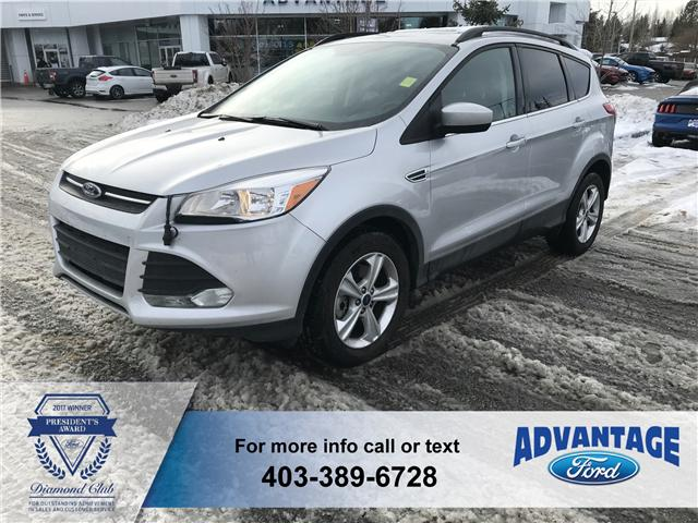 2016 Ford Escape SE (Stk: 5357) in Calgary - Image 1 of 18