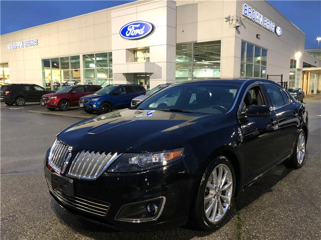 2012 Lincoln MKS EcoBoost (Stk: 18544B) in Vancouver - Image 1 of 25