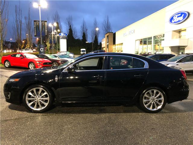 2012 Lincoln MKS EcoBoost (Stk: 18544B) in Vancouver - Image 2 of 25
