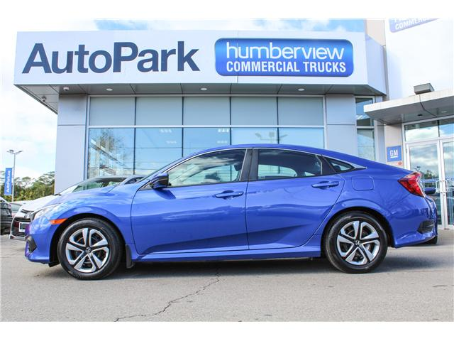 2018 Honda Civic LX (Stk: APR2217) in Mississauga - Image 4 of 24