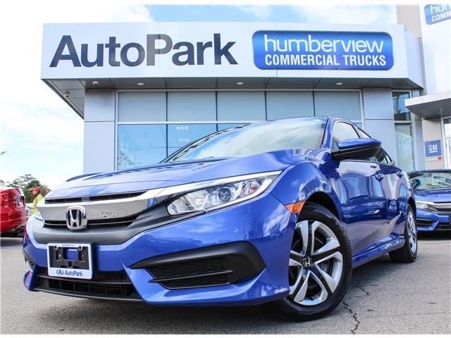 2018 Honda Civic LX (Stk: APR2217) in Mississauga - Image 1 of 24