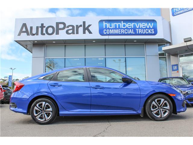 2018 Honda Civic LX (Stk: APR2217) in Mississauga - Image 5 of 24