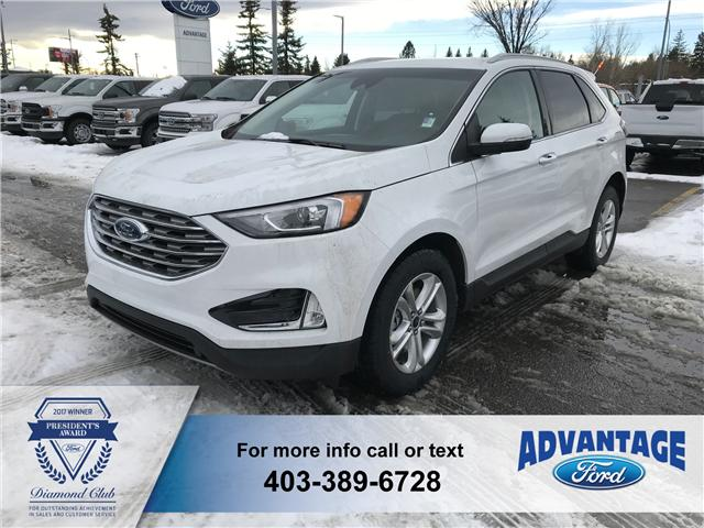 2019 Ford Edge SEL (Stk: K-180) in Calgary - Image 1 of 5