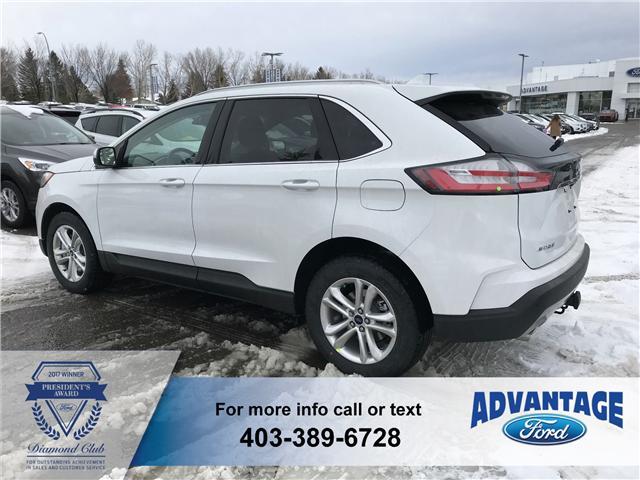 2019 Ford Edge SEL (Stk: K-180) in Calgary - Image 3 of 5