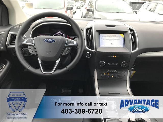 2019 Ford Edge SEL (Stk: K-180) in Calgary - Image 4 of 5
