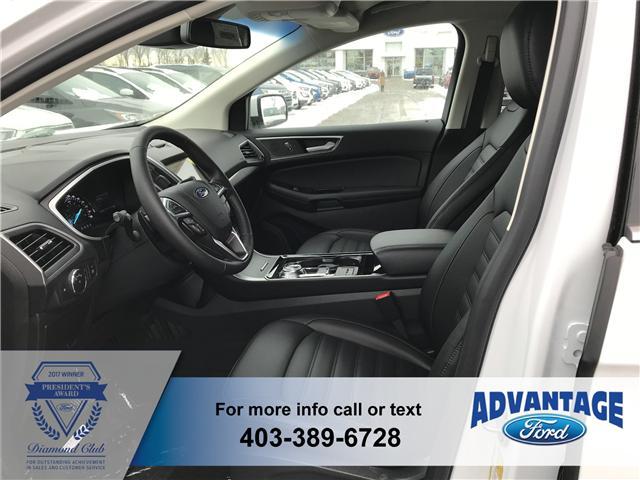 2019 Ford Edge SEL (Stk: K-180) in Calgary - Image 5 of 5