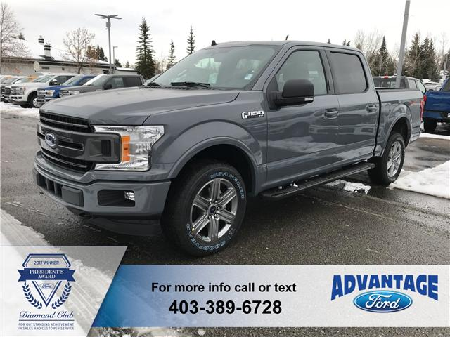2019 Ford F-150 XLT (Stk: K-260) in Calgary - Image 1 of 5