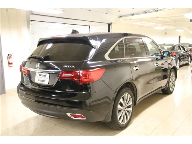 2016 Acura MDX Navigation Package (Stk: M12272A) in Toronto - Image 5 of 32