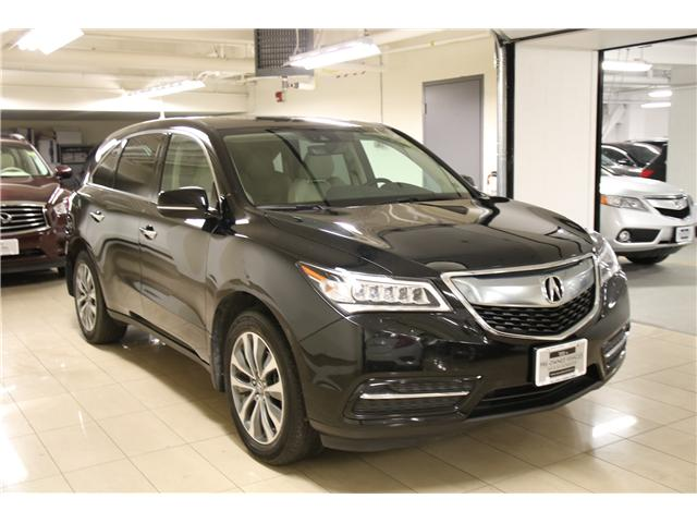 2016 Acura MDX Navigation Package (Stk: M12272A) in Toronto - Image 7 of 32