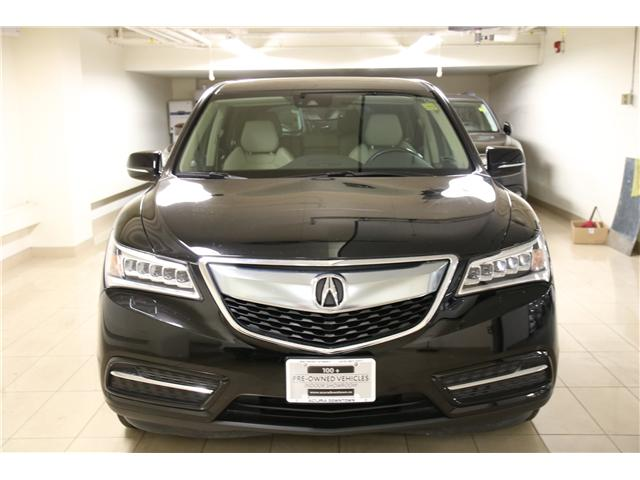 2016 Acura MDX Navigation Package (Stk: M12272A) in Toronto - Image 8 of 32