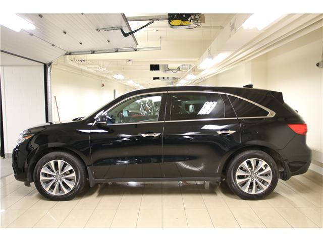 2016 Acura MDX Navigation Package (Stk: M12272A) in Toronto - Image 2 of 32