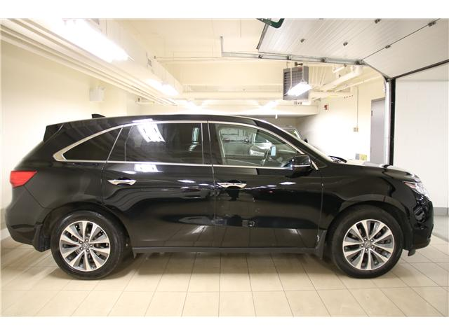 2016 Acura MDX Navigation Package (Stk: M12272A) in Toronto - Image 6 of 32