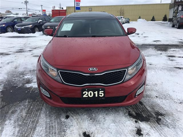 2015 Kia Optima LX (Stk: 18631) in Sudbury - Image 2 of 15