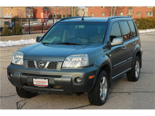 2006 Nissan X-Trail Bonavista Edition (Stk: 1804142) in Waterloo - Image 1 of 15