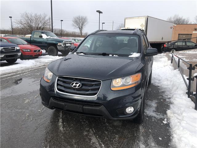 2010 Hyundai Santa Fe GL 3.5 (Stk: ) in Ottawa - Image 10 of 15