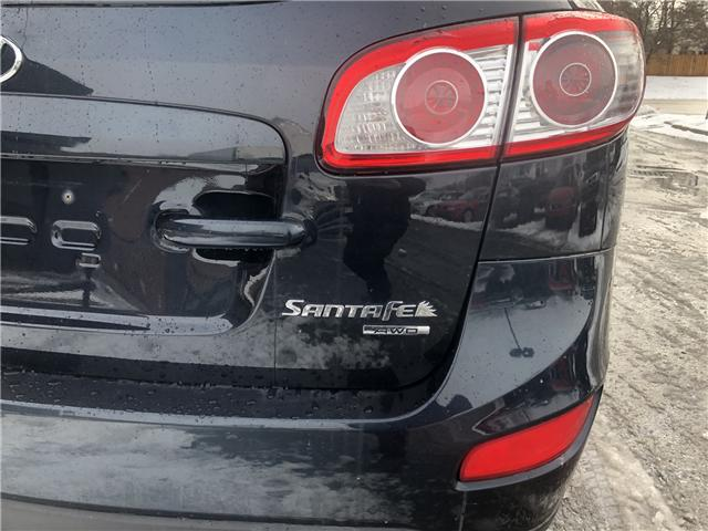 2010 Hyundai Santa Fe GL 3.5 (Stk: ) in Ottawa - Image 13 of 15