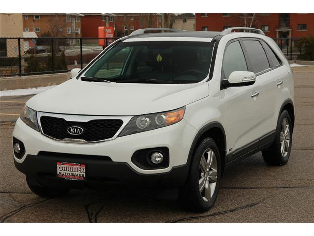 2012 Kia Sorento EX V6 (Stk: 1811553) in Waterloo - Image 1 of 28
