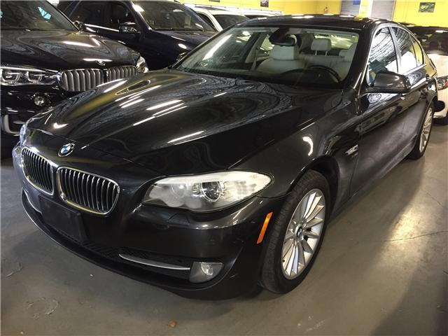 2011 BMW 535i xDrive (Stk: C9555ax) in North York - Image 1 of 8