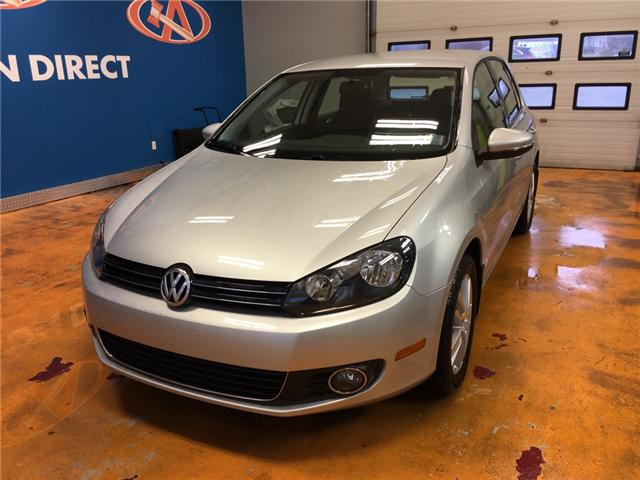 2013 Volkswagen Golf 2.0 TDI Comfortline (Stk: 13-118802) in Lower Sackville - Image 1 of 15