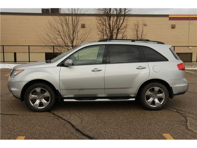2008 Acura MDX Elite Package (Stk: 1811555) in Waterloo - Image 2 of 25