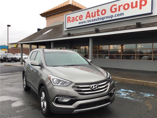 2017 Hyundai Santa Fe Sport 2.4 Premium (Stk: 16311) in Dartmouth - Image 1 of 26