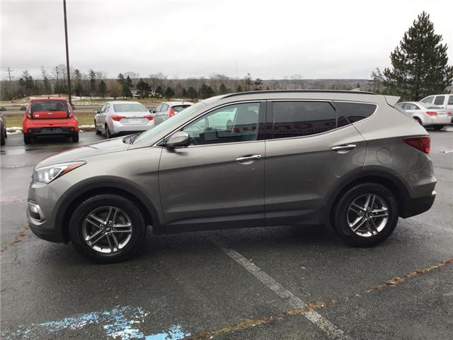 2017 Hyundai Santa Fe Sport 2.4 Premium (Stk: 16311) in Dartmouth - Image 2 of 26