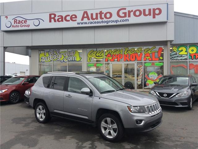 2017 Jeep Compass Sport/North (Stk: 16335) in Dartmouth - Image 1 of 20