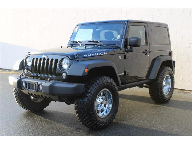 2015 Jeep Wrangler Rubicon (Stk: S213839A) in Courtenay - Image 2 of 30