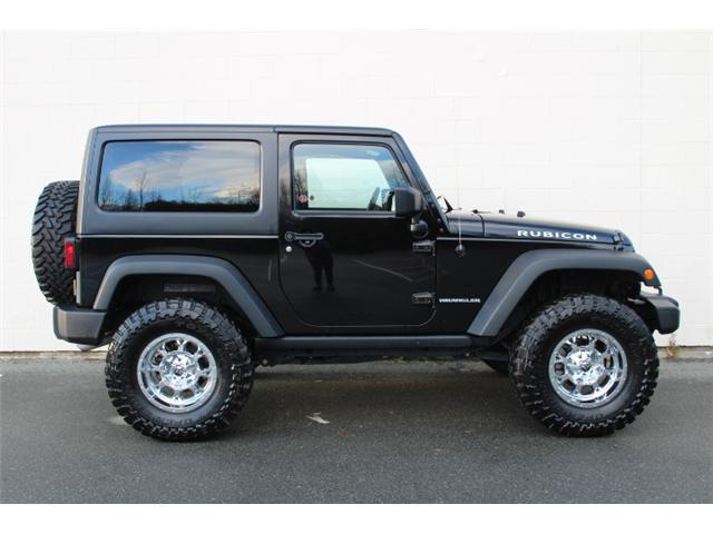 2015 Jeep Wrangler Rubicon (Stk: S213839A) in Courtenay - Image 26 of 30