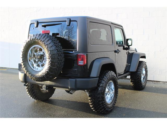 2015 Jeep Wrangler Rubicon (Stk: S213839A) in Courtenay - Image 4 of 30