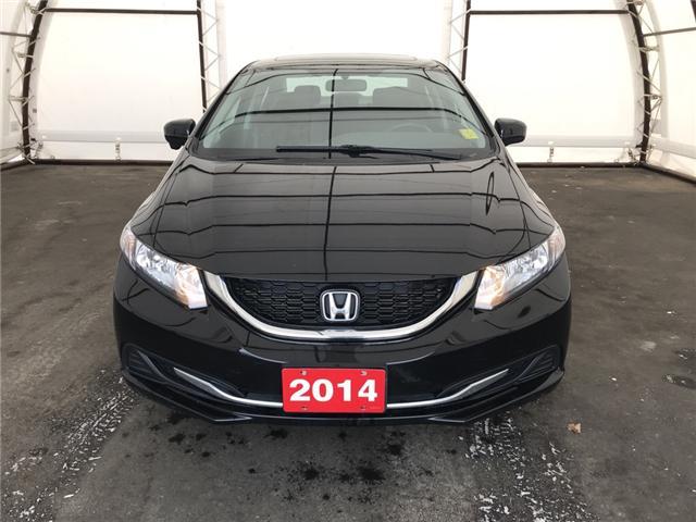 2014 Honda Civic EX (Stk: IU1187) in Thunder Bay - Image 2 of 13