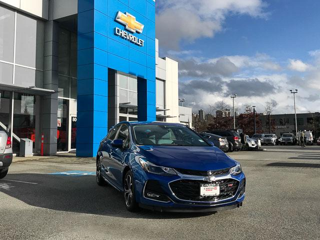 2019 Chevrolet Cruze LT (Stk: 9C38980) in North Vancouver - Image 2 of 12
