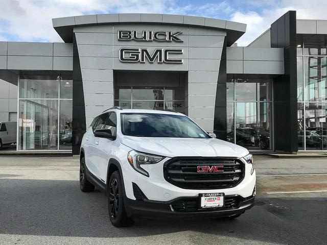 2019 GMC Terrain SLE (Stk: 9T35980) in North Vancouver - Image 2 of 14