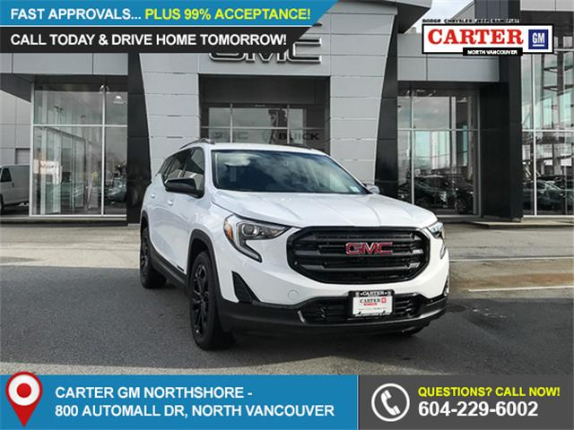 2019 GMC Terrain SLE (Stk: 9T35980) in North Vancouver - Image 1 of 14