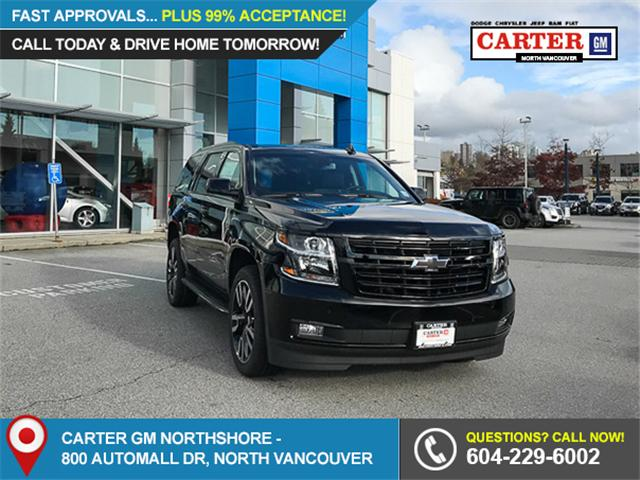 2019 Chevrolet Tahoe Premier (Stk: 9TA00030) in North Vancouver - Image 1 of 14