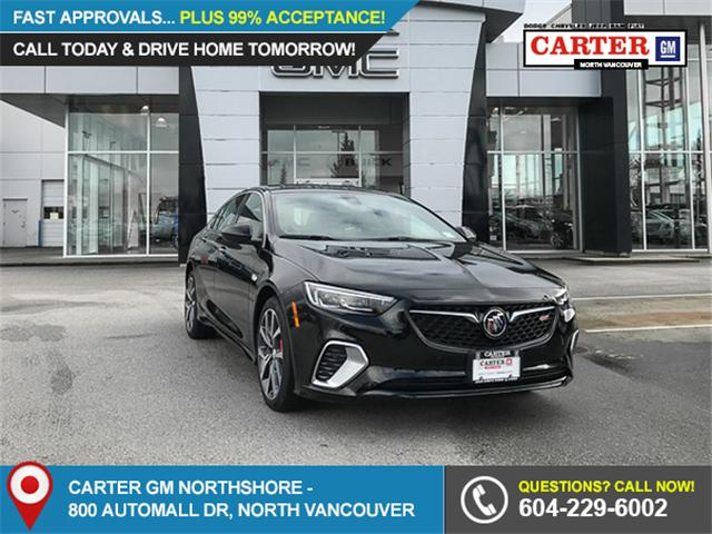 2019 Buick Regal Sportback GS (Stk: 9K01090) in North Vancouver - Image 1 of 14