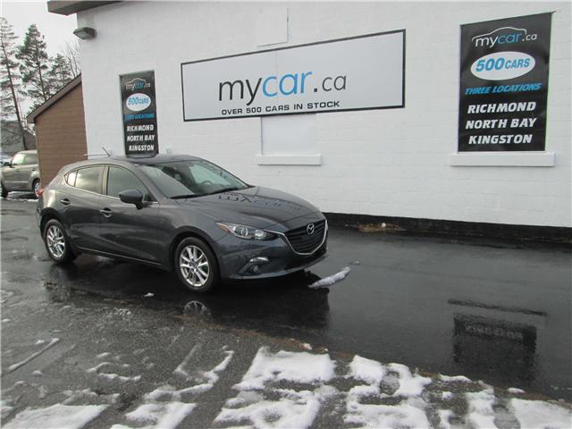 2015 Mazda Mazda3 GS (Stk: 181733) in North Bay - Image 2 of 14