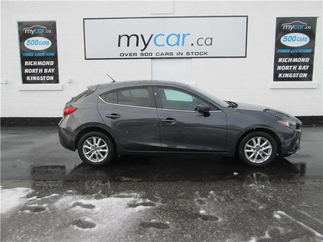 2015 Mazda Mazda3 GS (Stk: 181733) in North Bay - Image 1 of 14