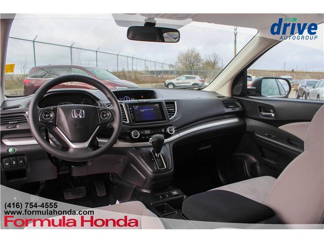 2016 Honda CR-V EX (Stk: B10798) in Scarborough - Image 2 of 32